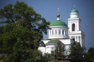 Храм в честь Оковецкой иконы