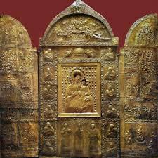 Ацкурская икона Божией Матери