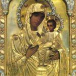 Люблинская  икона  Божией  Матери