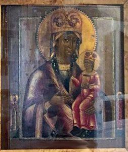 Древний список Рудненской иконы