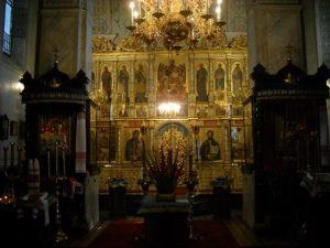 Спасо-Преображенский собор Люблина