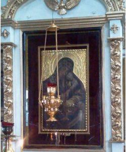 Челнская икона Божией Матери