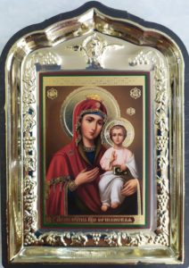 Оршанская икона божией Матери