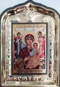 Цилканская икона Божией Матери