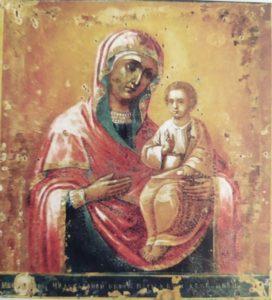 Древний список Домницкой иконы
