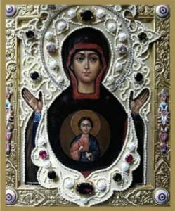Корчемная икона Божией Матери