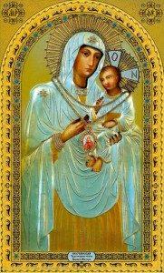 Песчанская икона Божией Матери