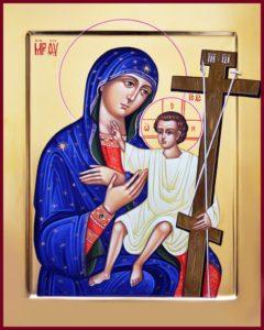 Новоникитская икона Божией Матери