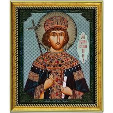 Святой  равноапостольный  Константин  Великий