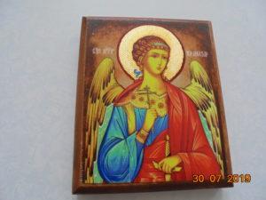 Собор архистратига Михаила, архангел Михаил