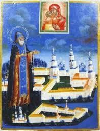 Селигерская  Владимирская  икона  Богородицы