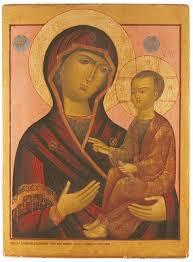 Выдропусская икона  Божией  Матери