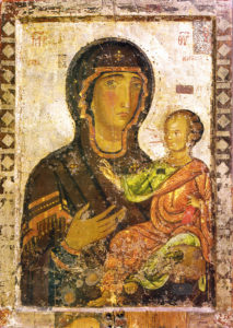 Ястребская икона в обители