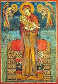 Ястребская  икона  Божией  Матери