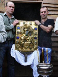 Игрицкая - Песоченская икона Богоматери