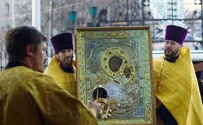 Пряжевская икона Божией Матери
