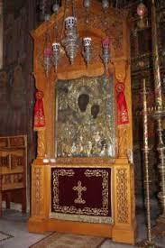 Икона Богородицы Кукузелисса
