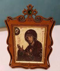 Ножевая икона Божией Матери