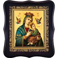 Всепомогающая икона Богородицы