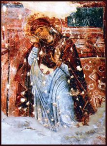 Икона Божией Матери Непраздная