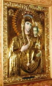 Радомышсльская Иверская икона Божией Матери