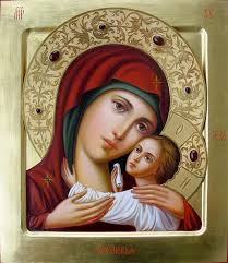 Шпилевская  Прозренная  икона  Богородицы