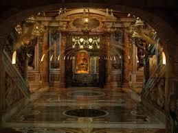 Гробница  апостола  Петра