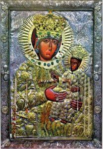 Межерицкая икона Божией Матери