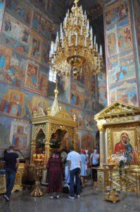 Свято-Введенский Толский монастырь