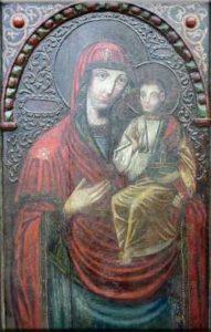 Перекопская икона Божией Матери