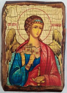 Ангел Хранитель под старину