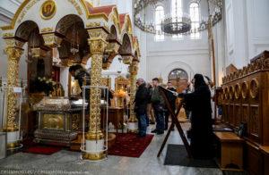 Мощи святой Евфросинии Полоцкой