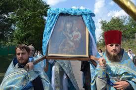 Рудосельская икона Божией Матери