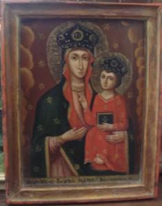 Мохнатинская икона