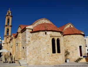 Церковь Кипрана и Иустинии