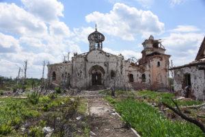 Донецкий Иверский монастырь