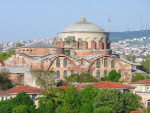 Храм св. Ирины в Стамбуле