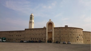 Монастырь  Макария  Великого  в  Египте