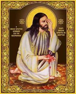 Плач Иисуса Христа об убиенных младенцах