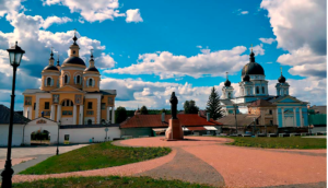 Свято-Усперский  Вышенский  монастырь
