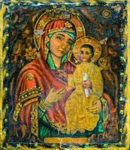 "Ташлинская икона ""Избавительница от бед"""